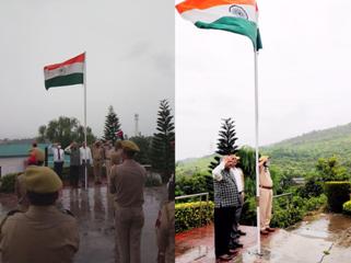 BGSBU celebrates 75th Independence Day